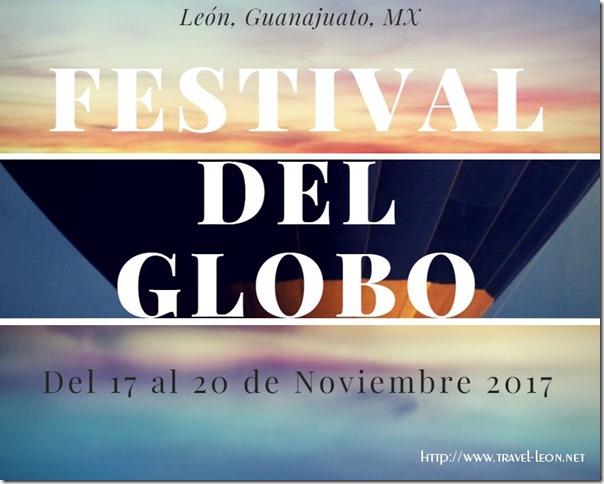 Festival Internacional del Globo, León 2017
