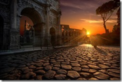Antigua Roma, Italia