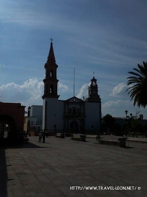 Iglesia de San Diego de Alejandria