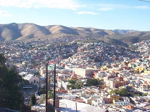 Ciudad de Guanajuato