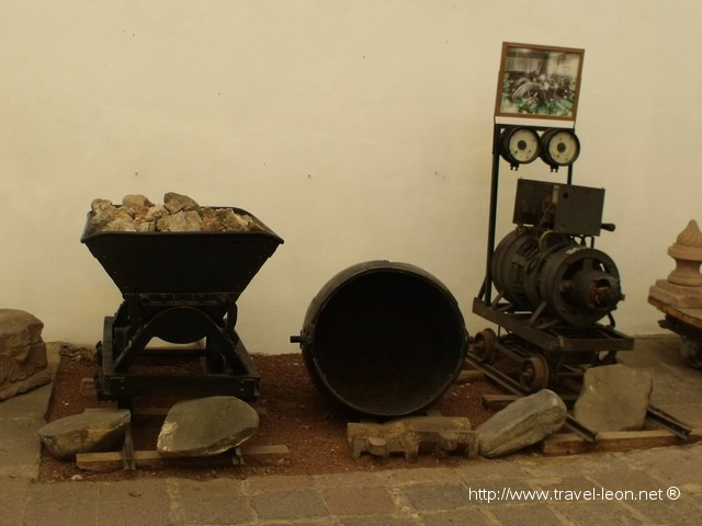 Museo de Mineria en Tlalpujahua