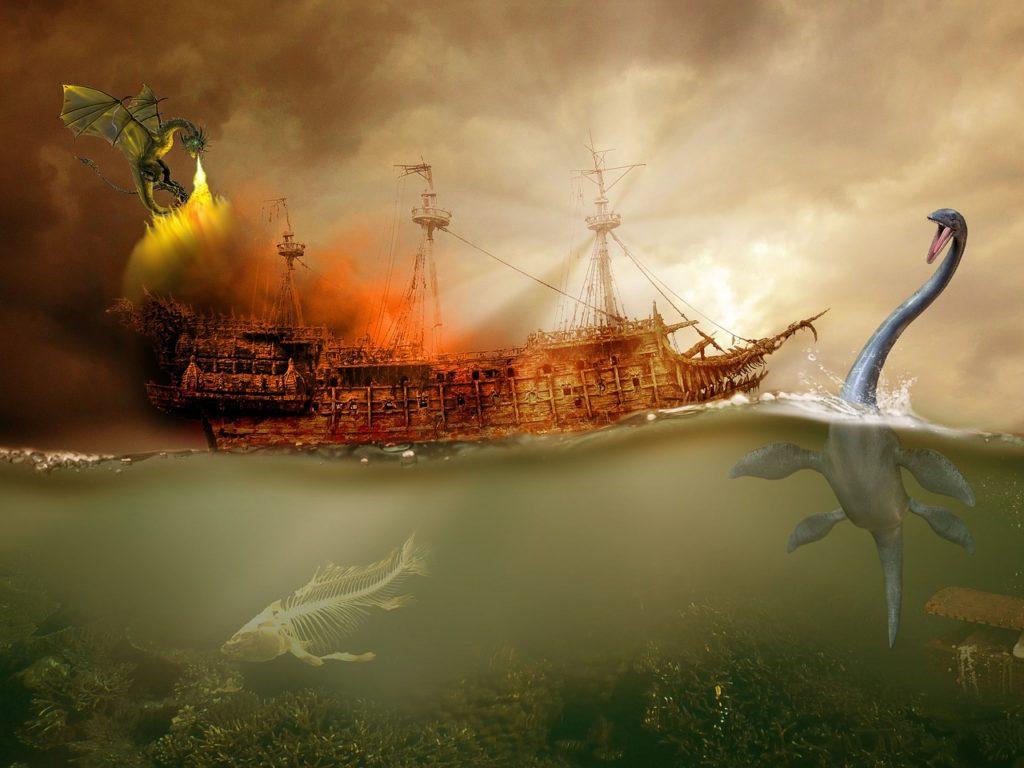 La Encrucijada Maldita del Atlantico
